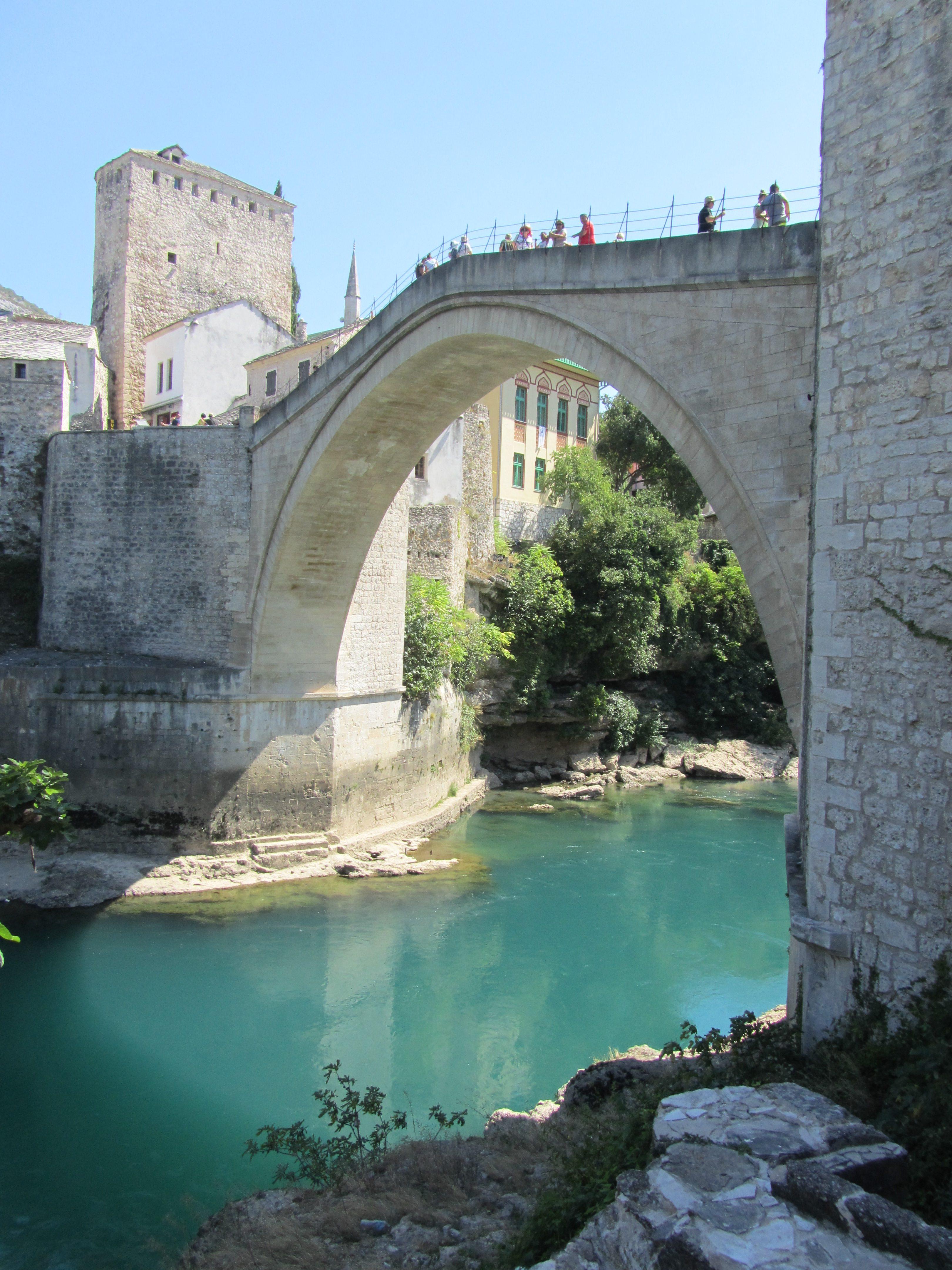 Stari Most brug, Mostar