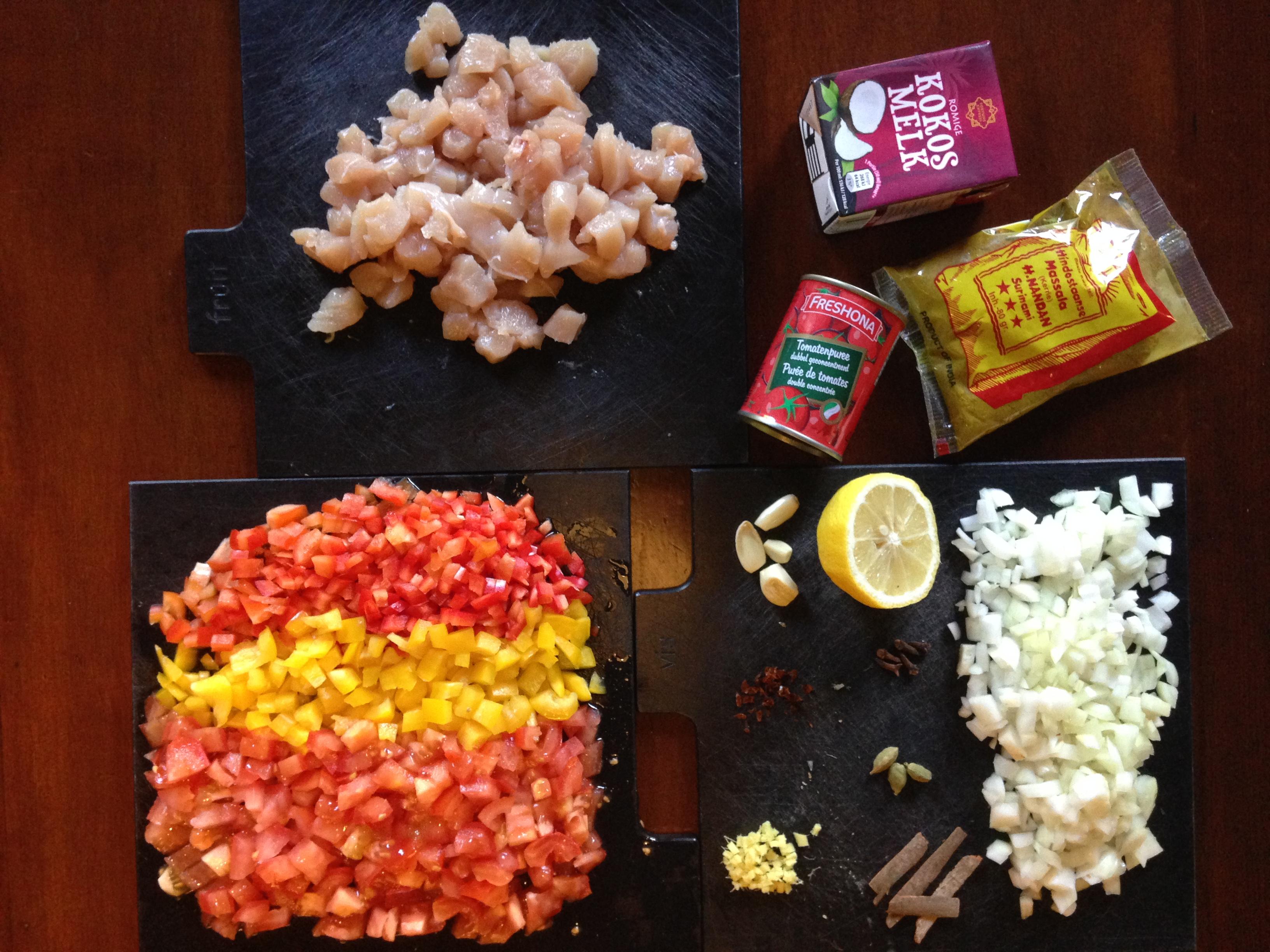 Chicken Tikka Masala recept