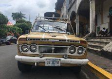 Nicaragua reisroute