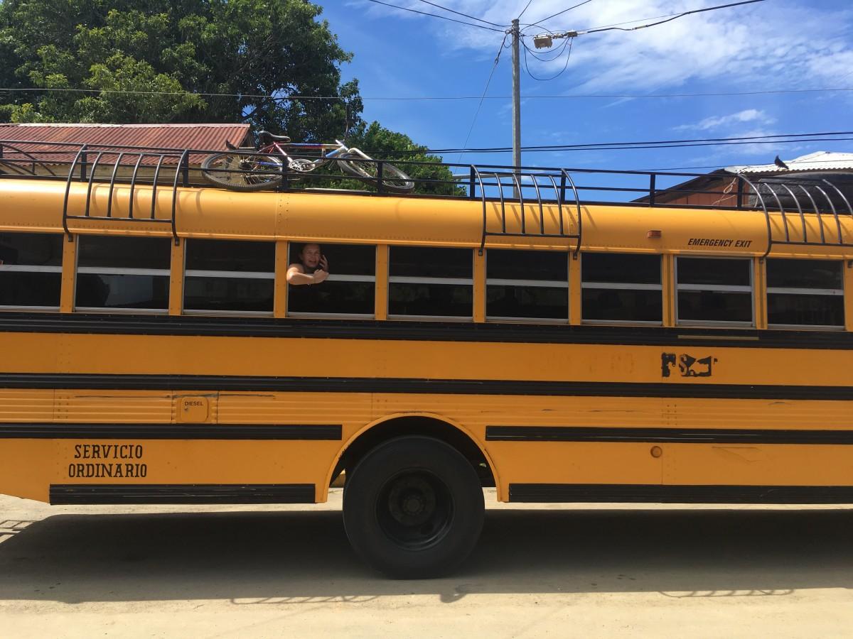 Nicaragua reisroute openbaar vervoer