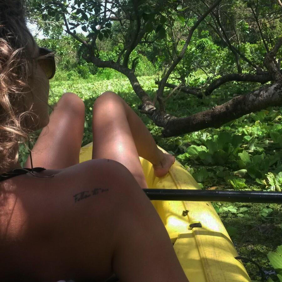 Nicaragua reisroute Ometepe