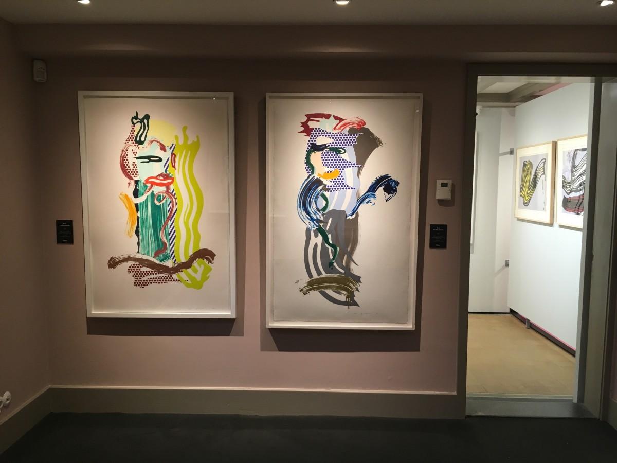 Moco museum, Roy Lichtenstein