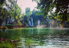 Kravice watervallen, Mostar