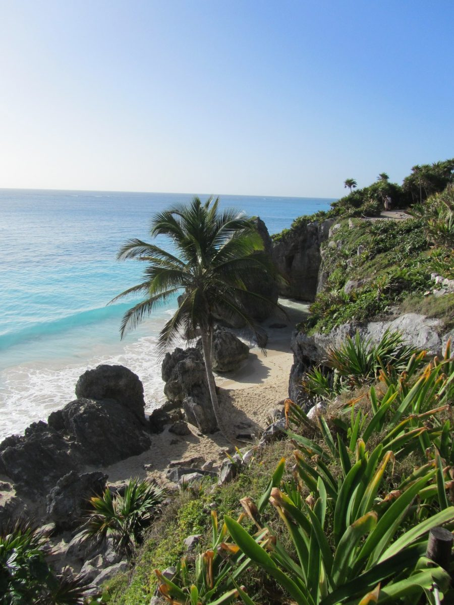 Winter escapes, tulum, mexico