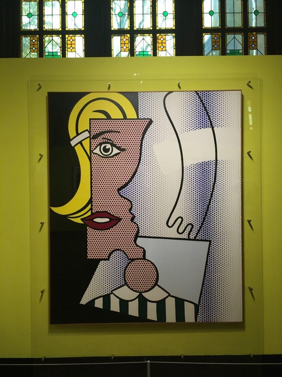 Moco Museum - Roy Lichtenstein