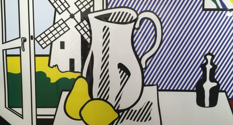 Moco museum Roy Lichtenstein