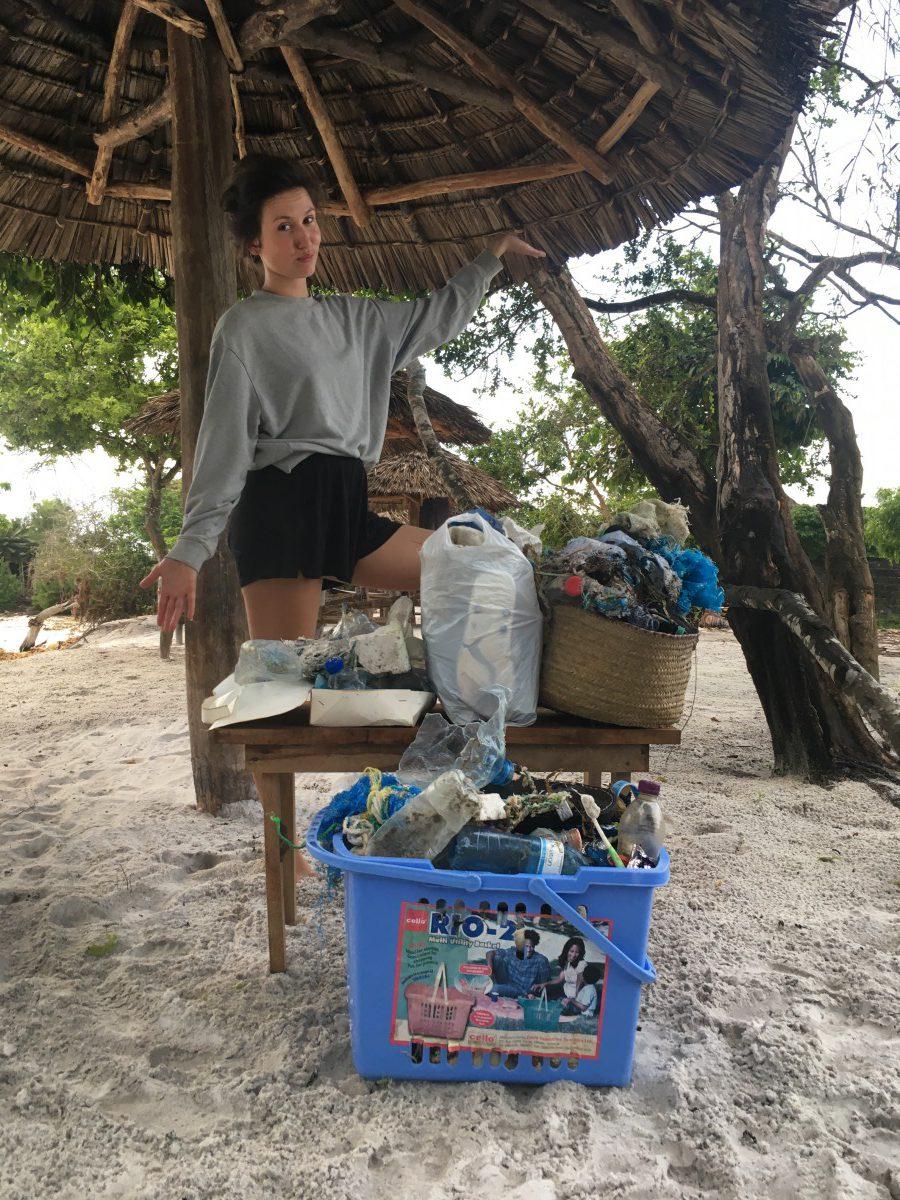 vakantie challenge rommel opruimen duurzaam