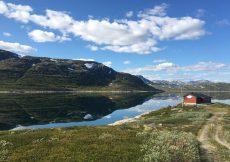 hiken in noorwegen